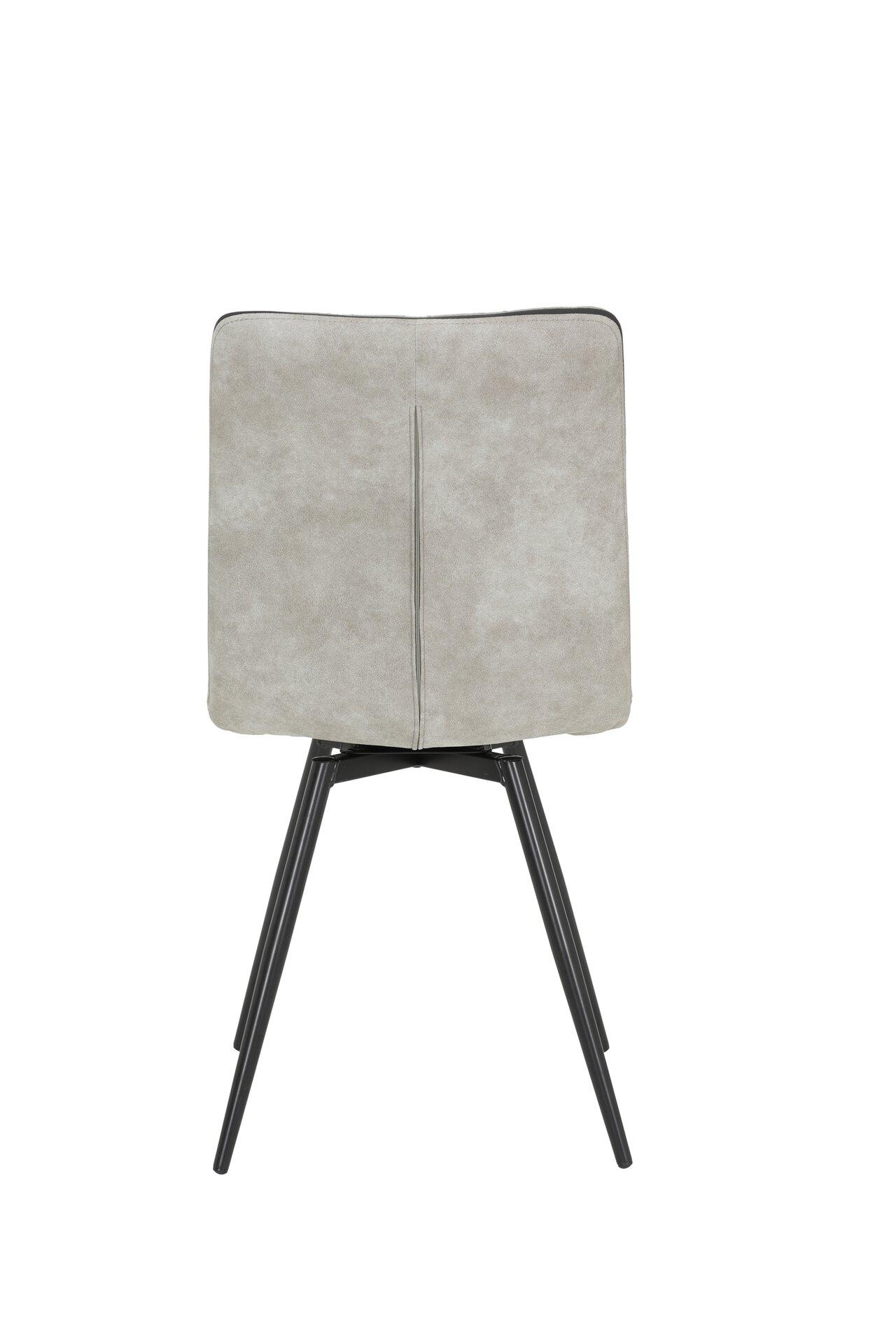 4-Fuß-Stuhl Aileen S SELF Textil 59 x 90 x 45 cm