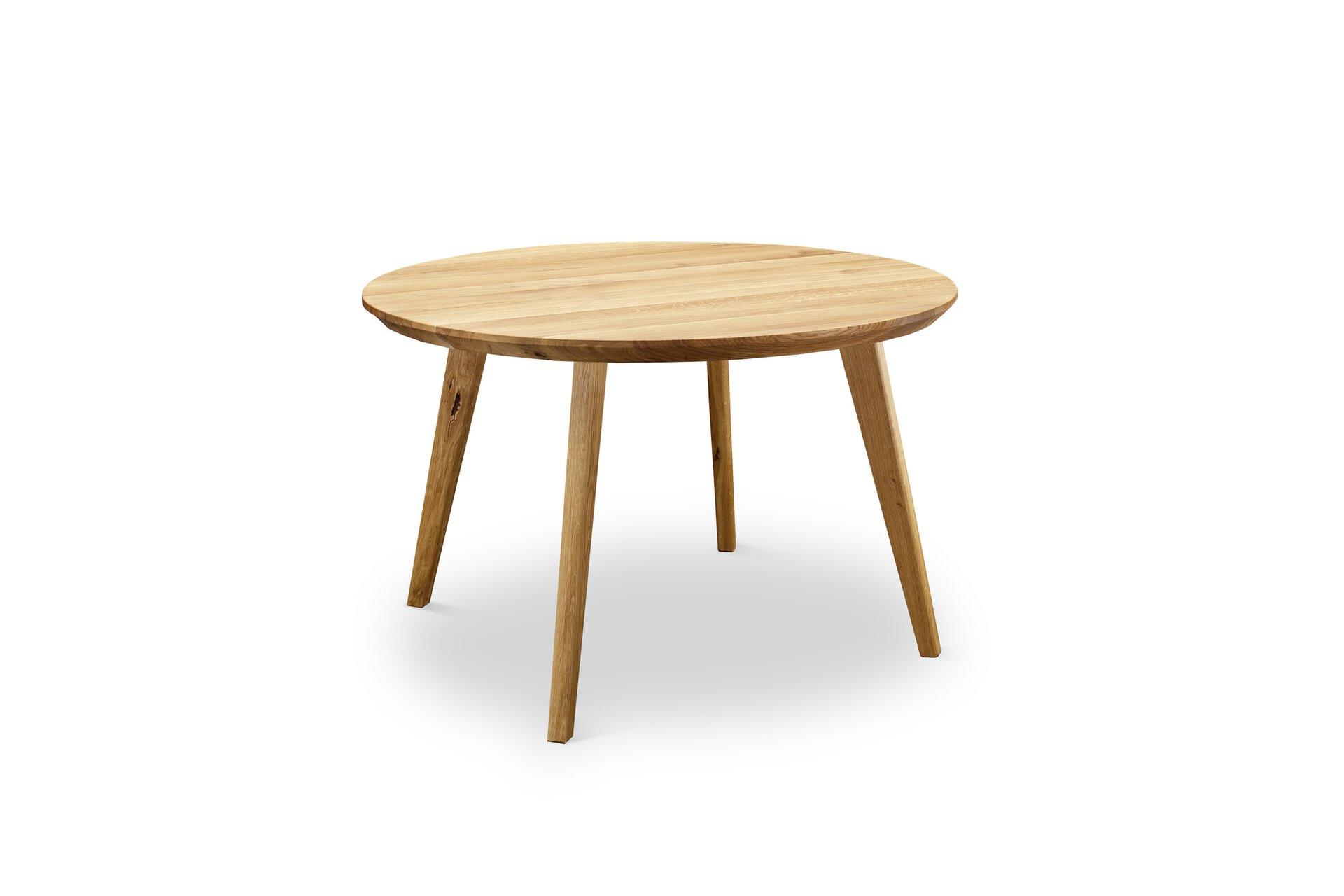 Tisch mit fester Platte Lundy MCA furniture Holz