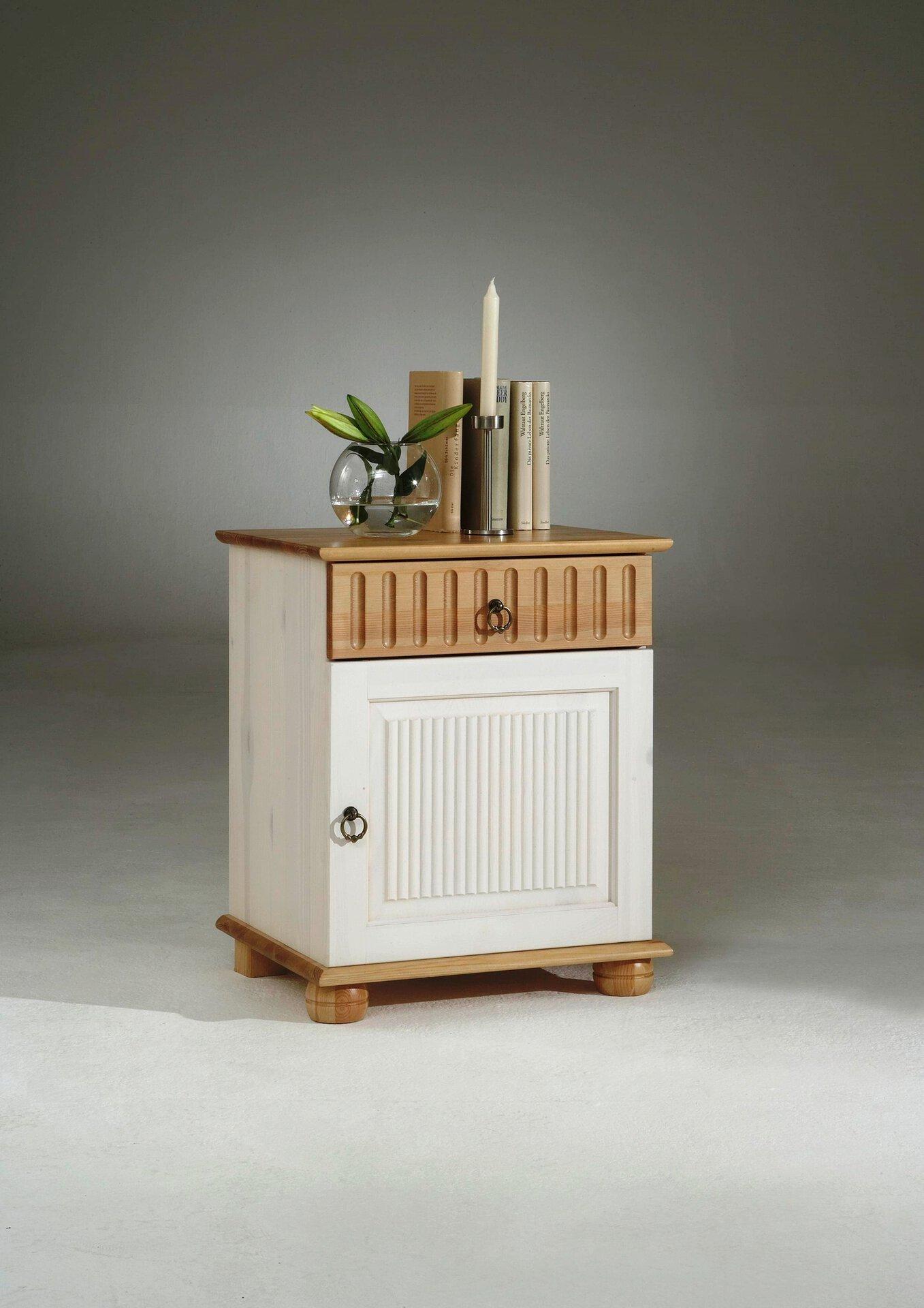 Nachttisch HELSINKI Dreamoro Holz 1 x