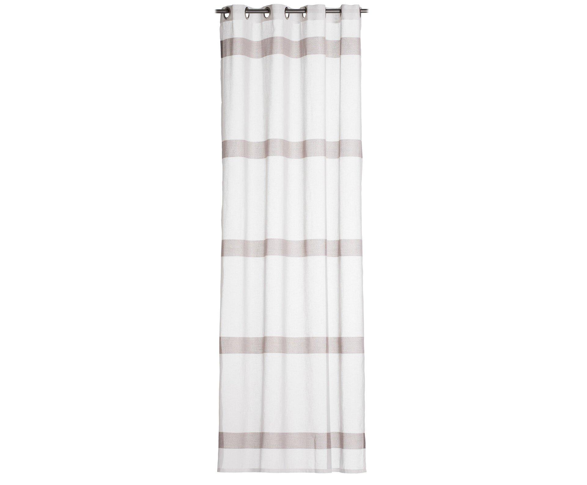 Ösenschal La Paz Ambiente Trendlife Textil 140 x 245 cm