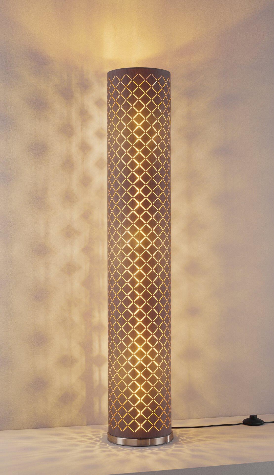 Stehleuchte Charming Casa Nova Metall mehrfarbig 20 x 110 x 20 cm
