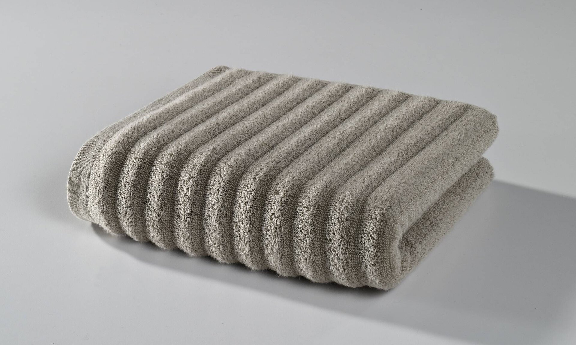 Handtuch Enjoy Kenborg Textil beige 50 x 100 cm