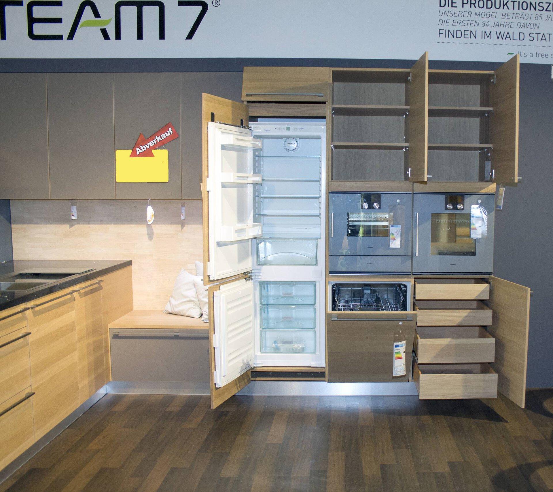 Linee Einbauküche TEAM7