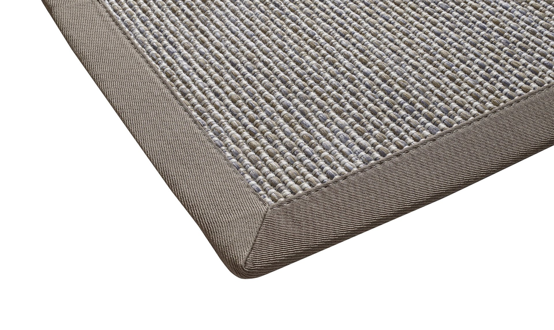 Outdoorteppich Naturino Color DEKOWE Textil grau 67 x 133 cm