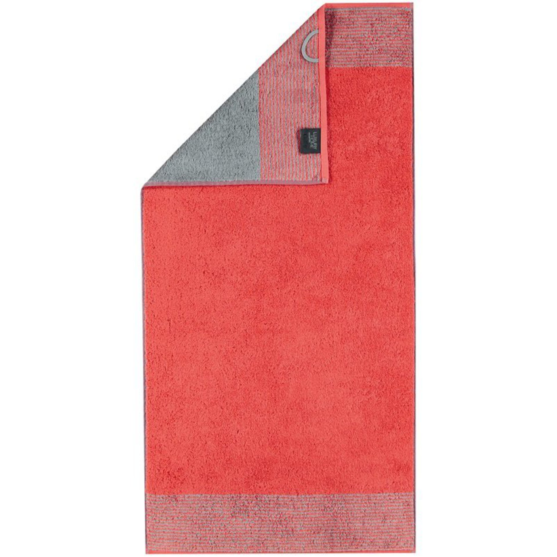 Handtuch Two-Tone Cawö Textil 50 x 100 cm