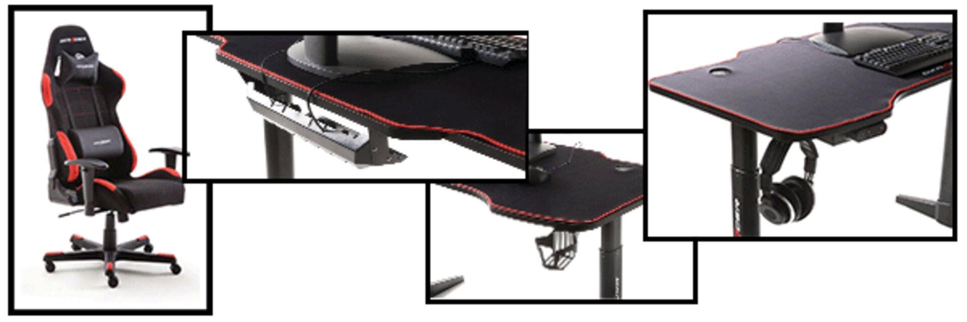 Die perfekte Kombination aus Komfort, Features und Style mit den Gaming Möbeln von Möbel Inhofer