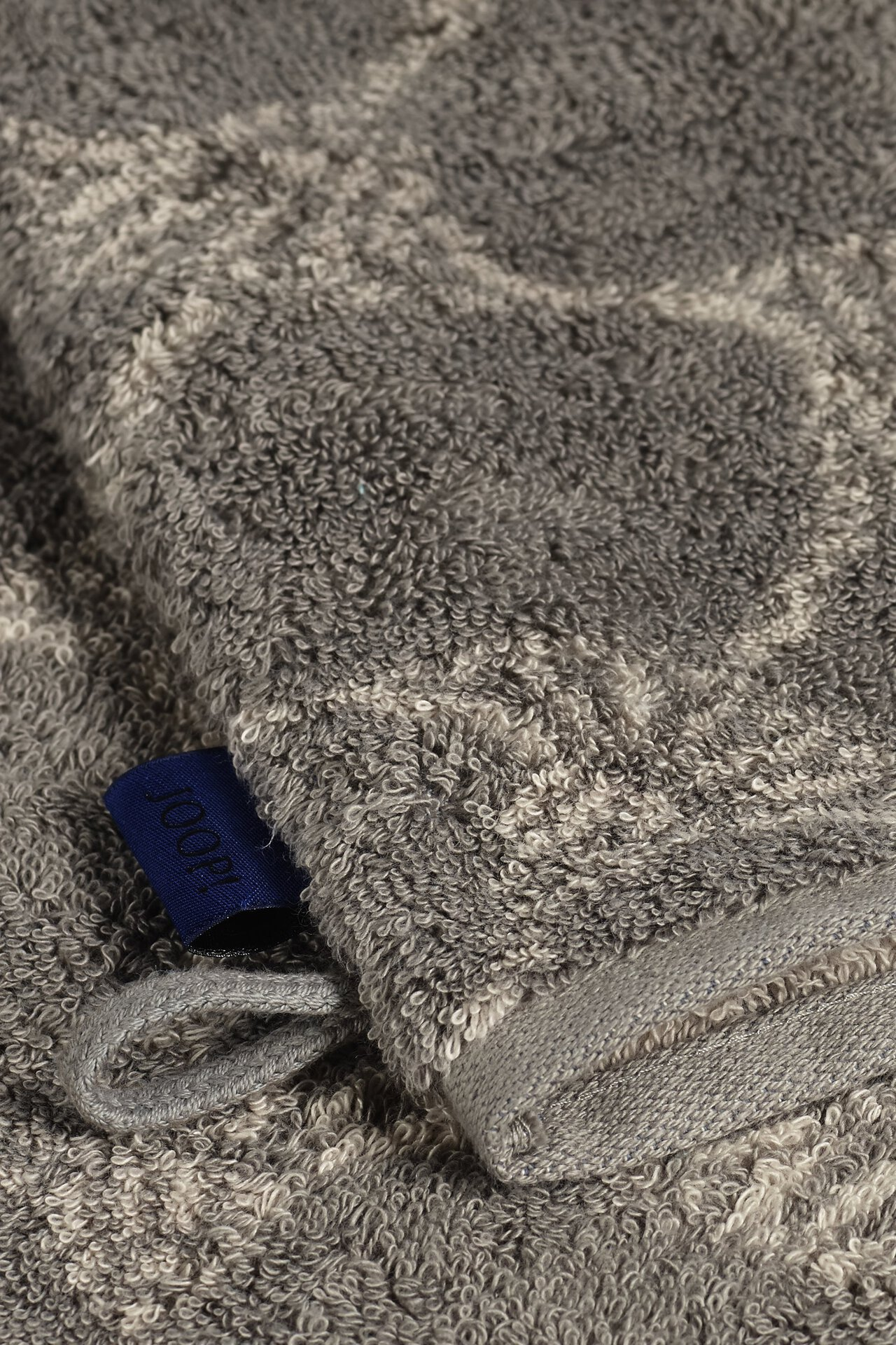 Waschhandschuh Cornflower Joop! Textil grau