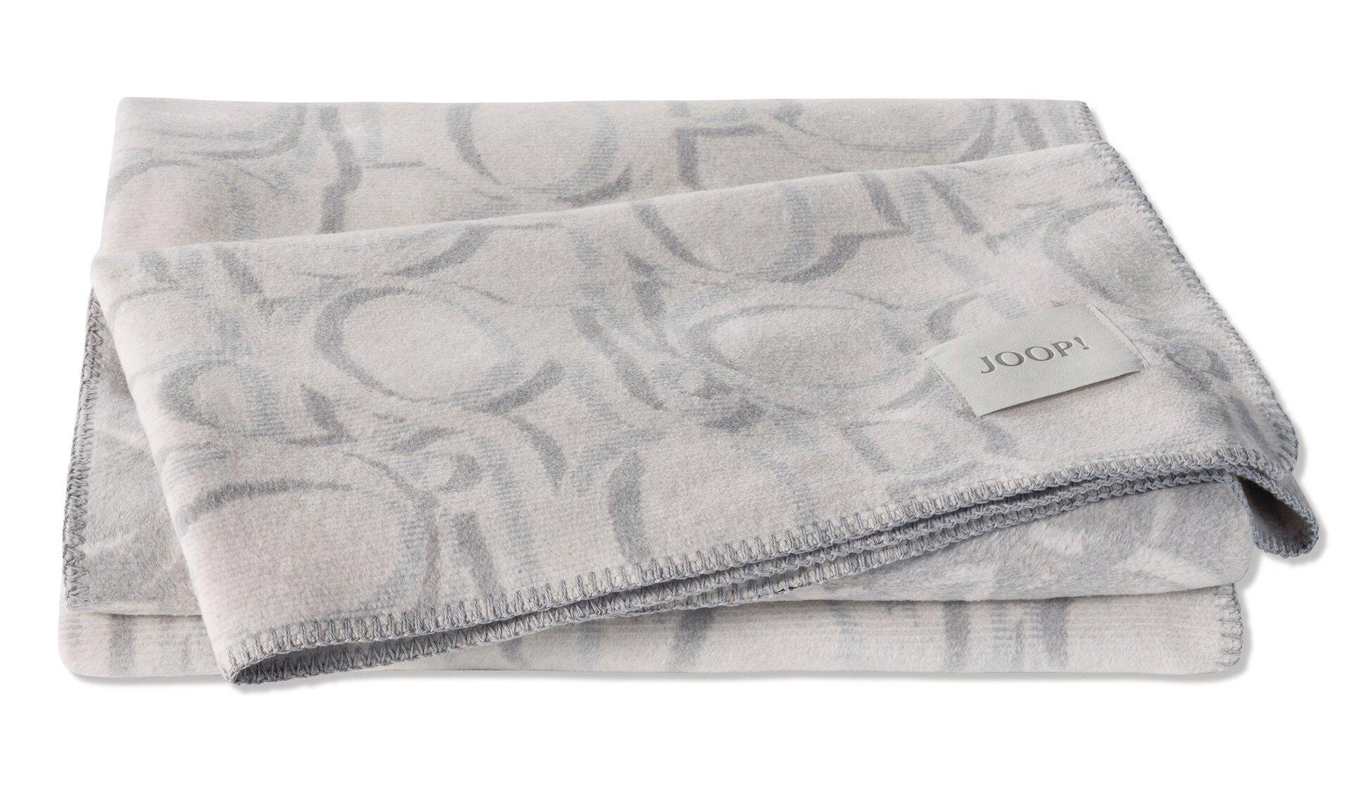 Wohndecke ORNAMENT Joop! Textil beige 150 x 200 cm