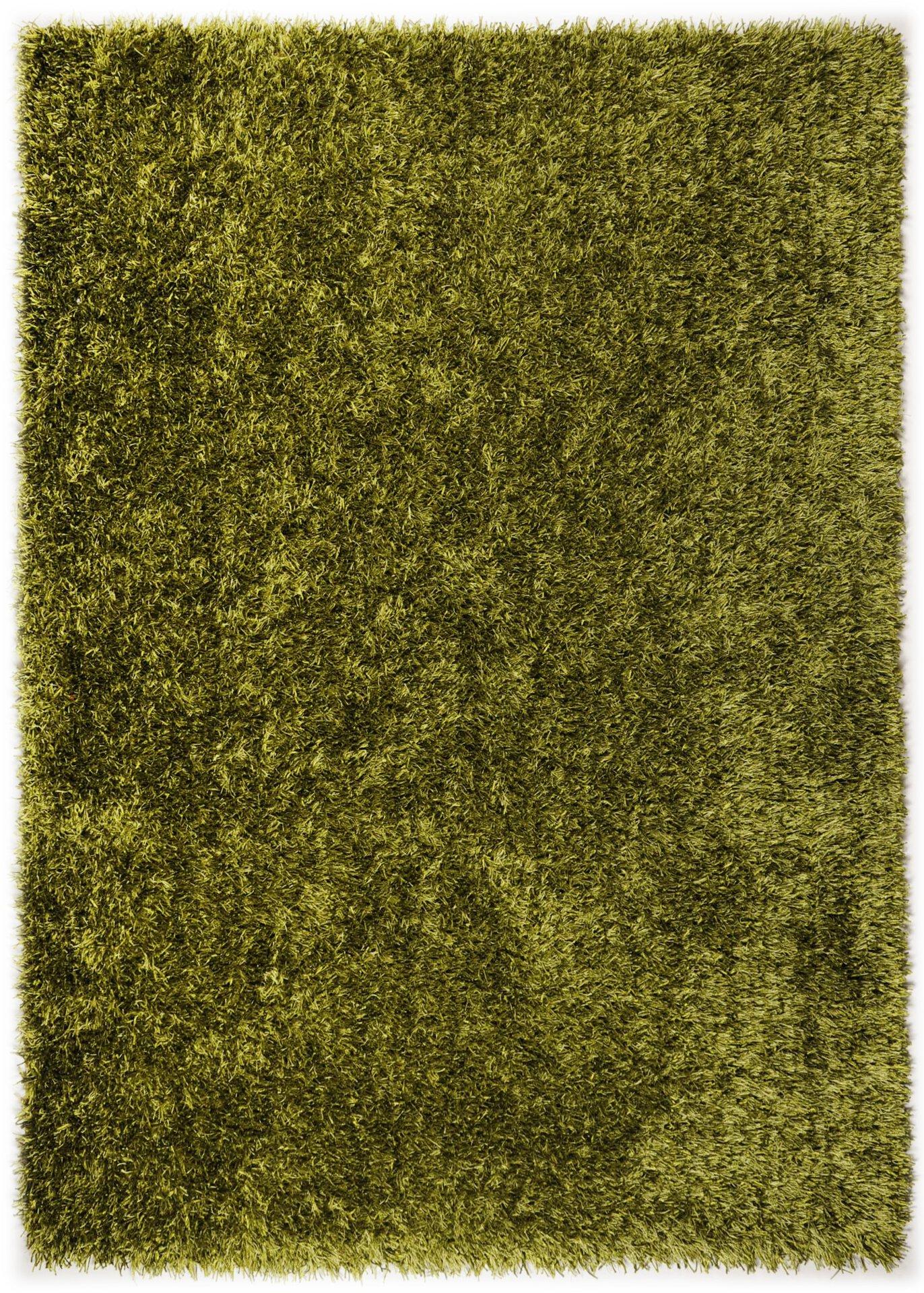 Handtuftteppich Girly Theko Textil grün 50 x 80 cm