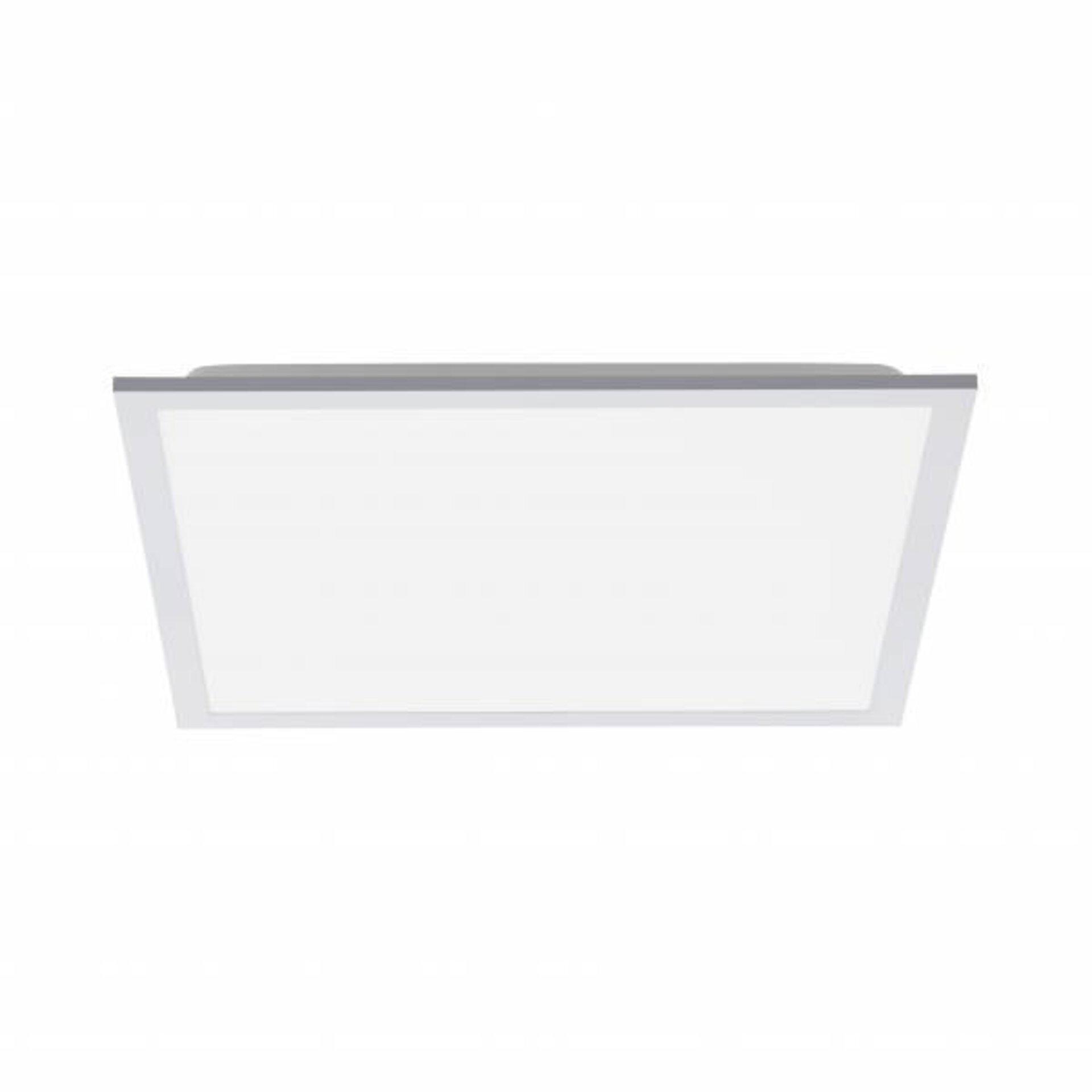 Deckenleuchte FLEET Leuchtendirekt Kunststoff 45 x 7 x 45 cm