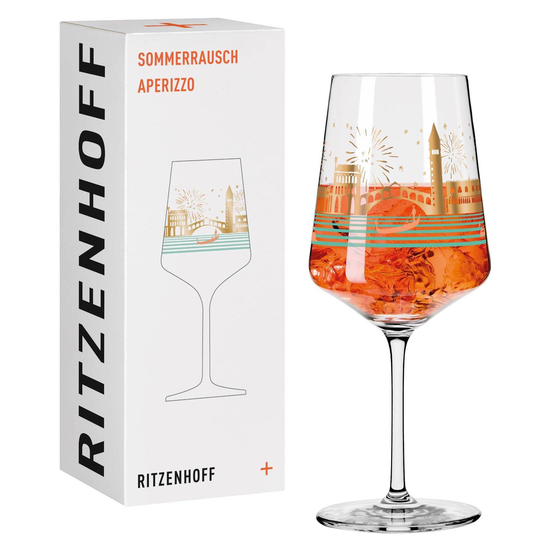 Aperitifglas Sommerrausch Aperizzo 004 Ritzenhoff Glas 23 x