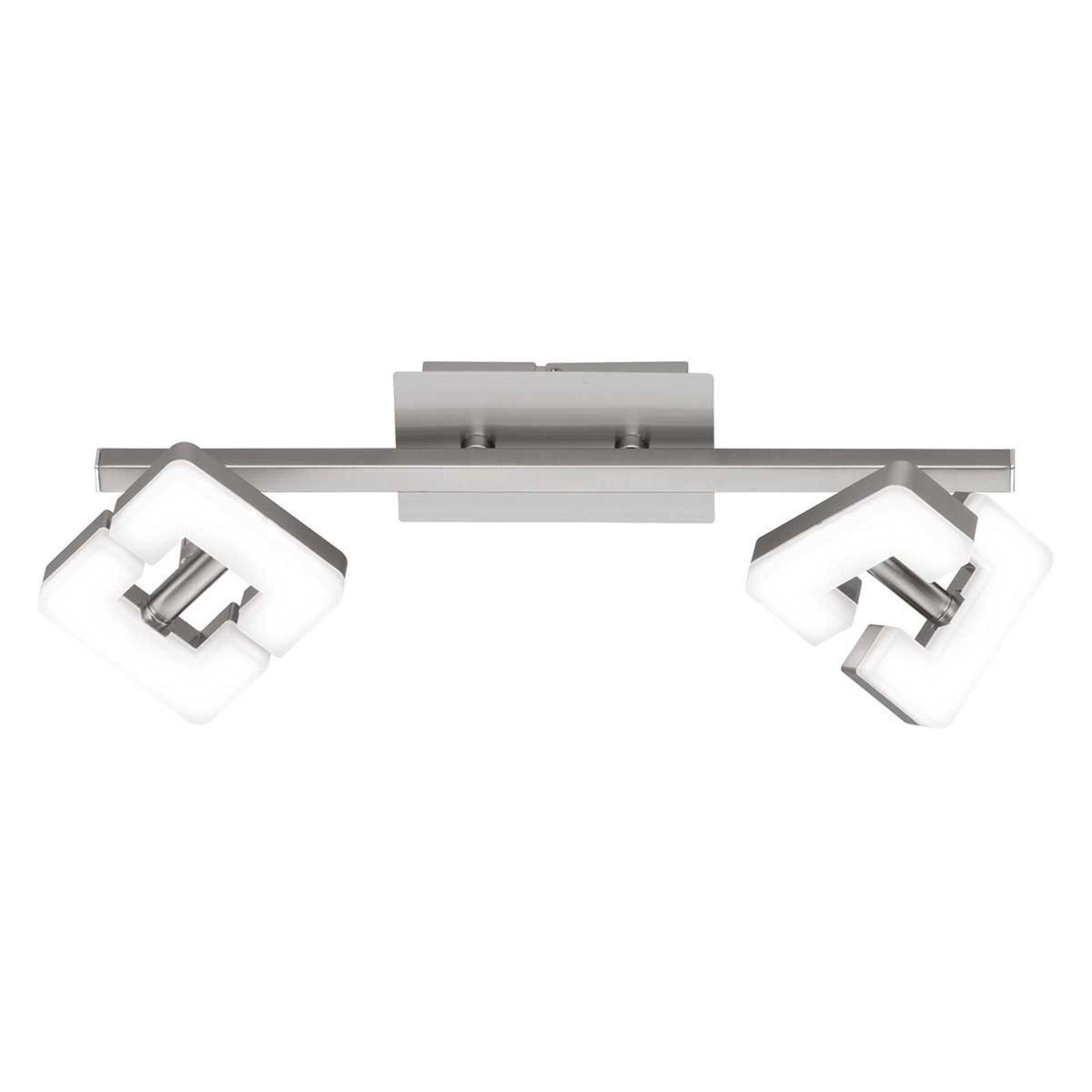 Aufbauspot Zara Wofi Leuchten Metall 8 x 11 x 34 cm