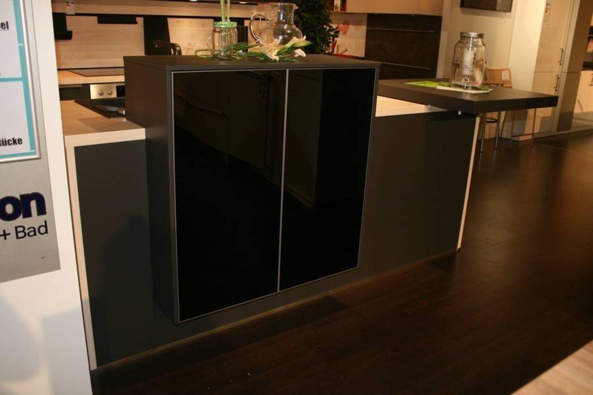 Einbauküche Ultra matt UMA/ LIMBA LIM Interline