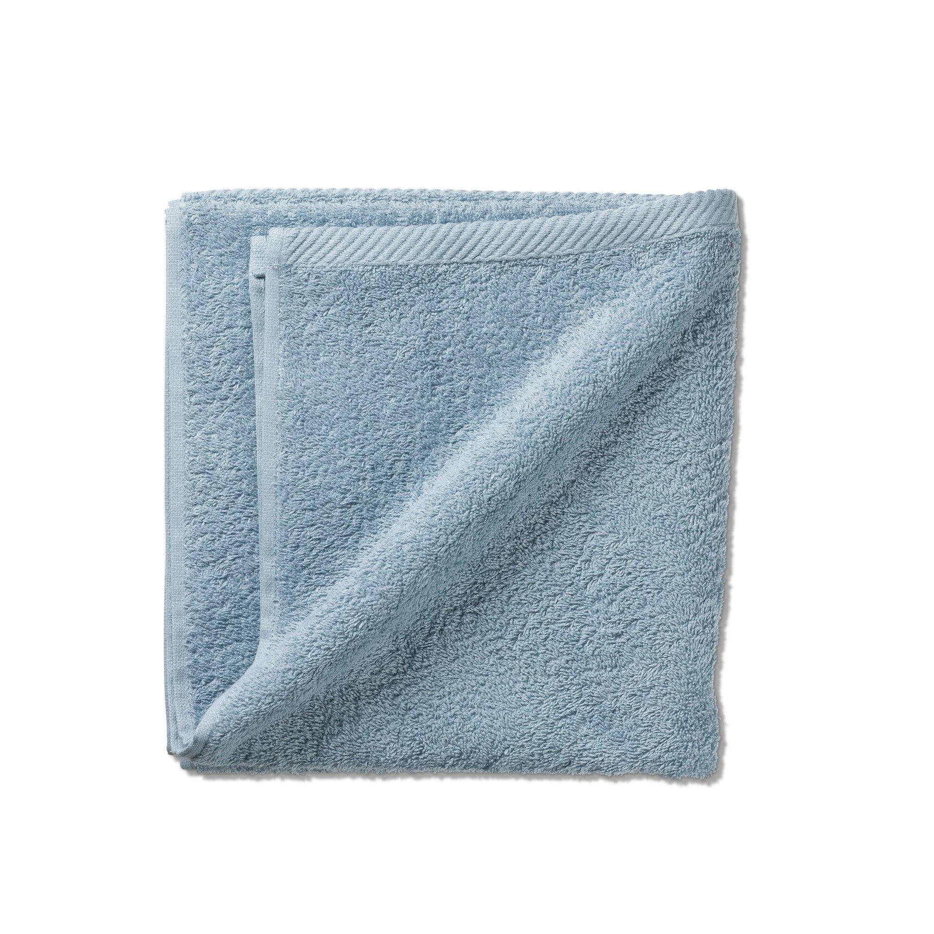 Handtuch Ladessa Kela Textil Blau