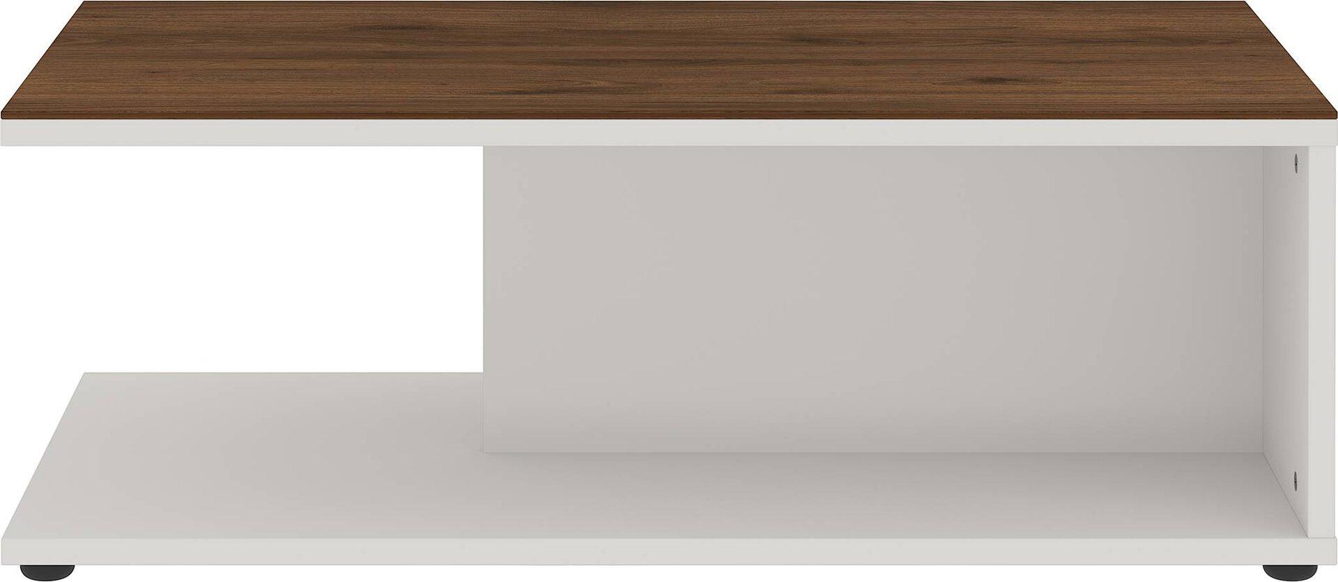 Couchtisch GW-CALIFORNIA Germania Holzwerkstoff mehrfarbig 59 x 39 x 109 cm