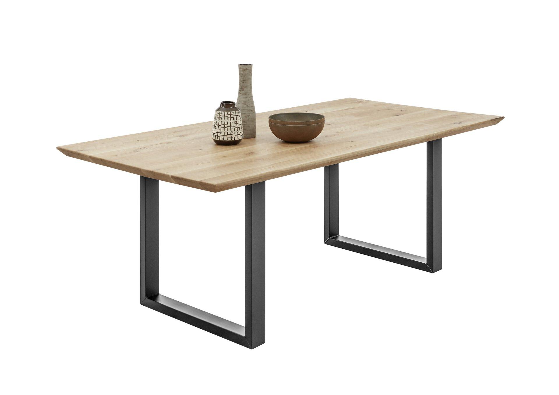 Esstisch BENNETT Dinett Holzwerkstoff 100 x 74 x 200 cm