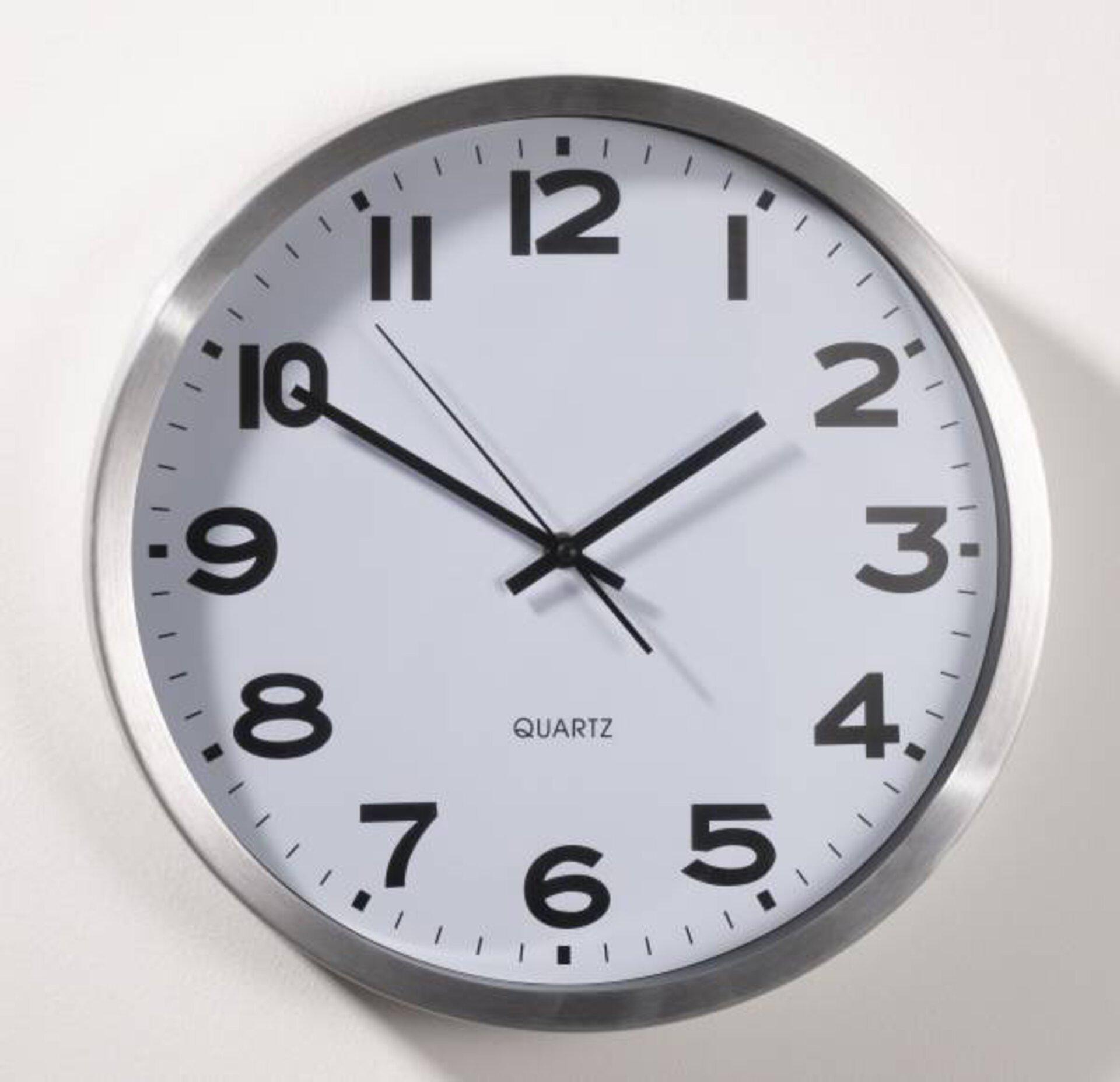 Uhr 185028 Casa Nova Metall 4 x