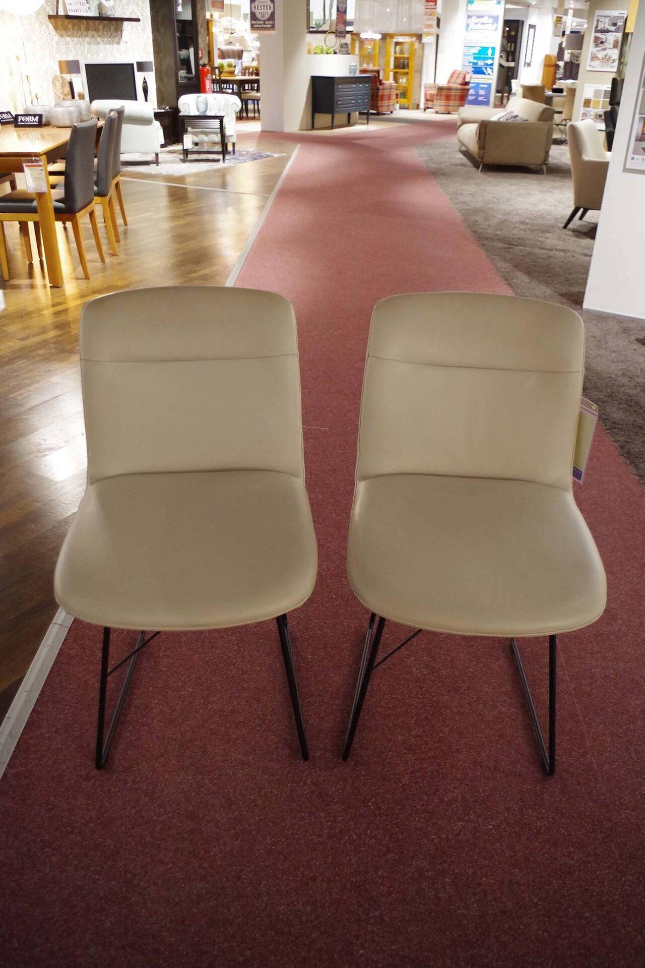 2x Stühle CARA