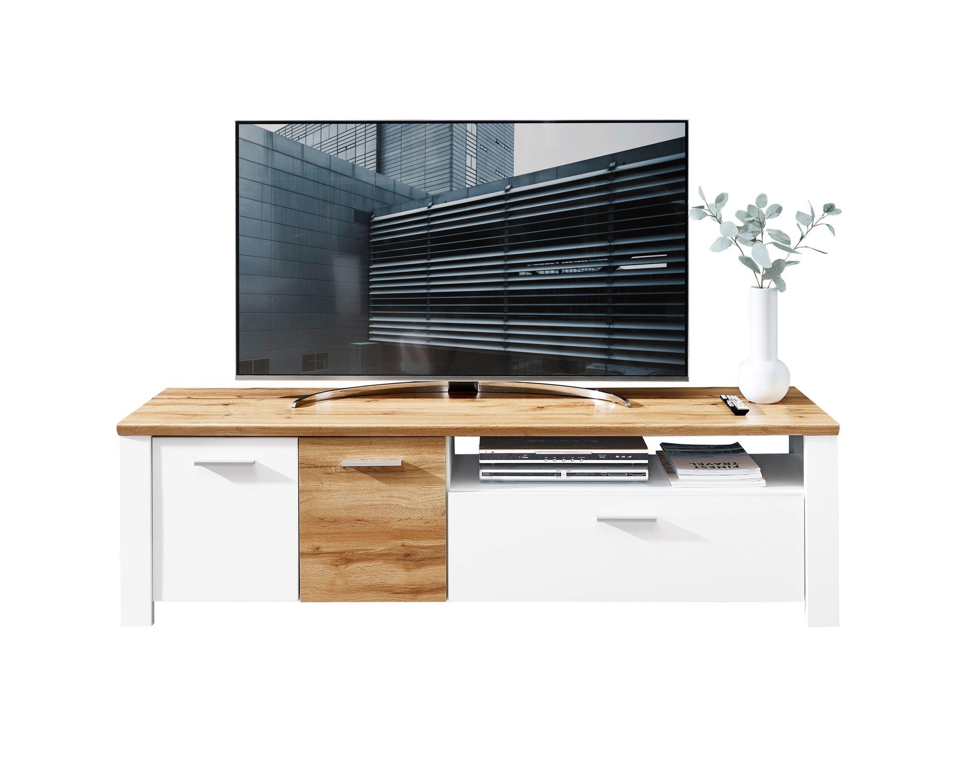 Lowboard Materio6011 Vito Holzwerkstoff mehrfarbig 180 x 51 x 49 cm