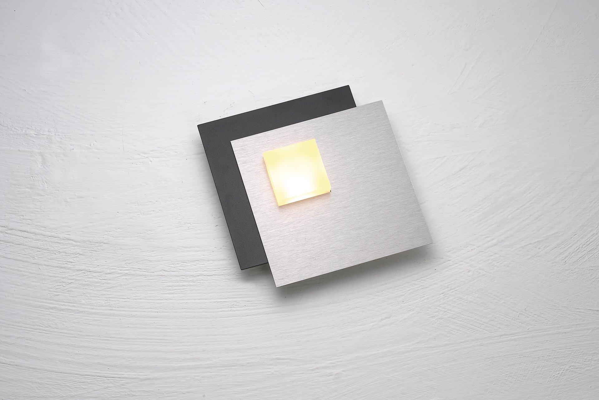 Deckenleuchte PIXEL 2.0 Bopp Metall 15 x 4 x 15 cm