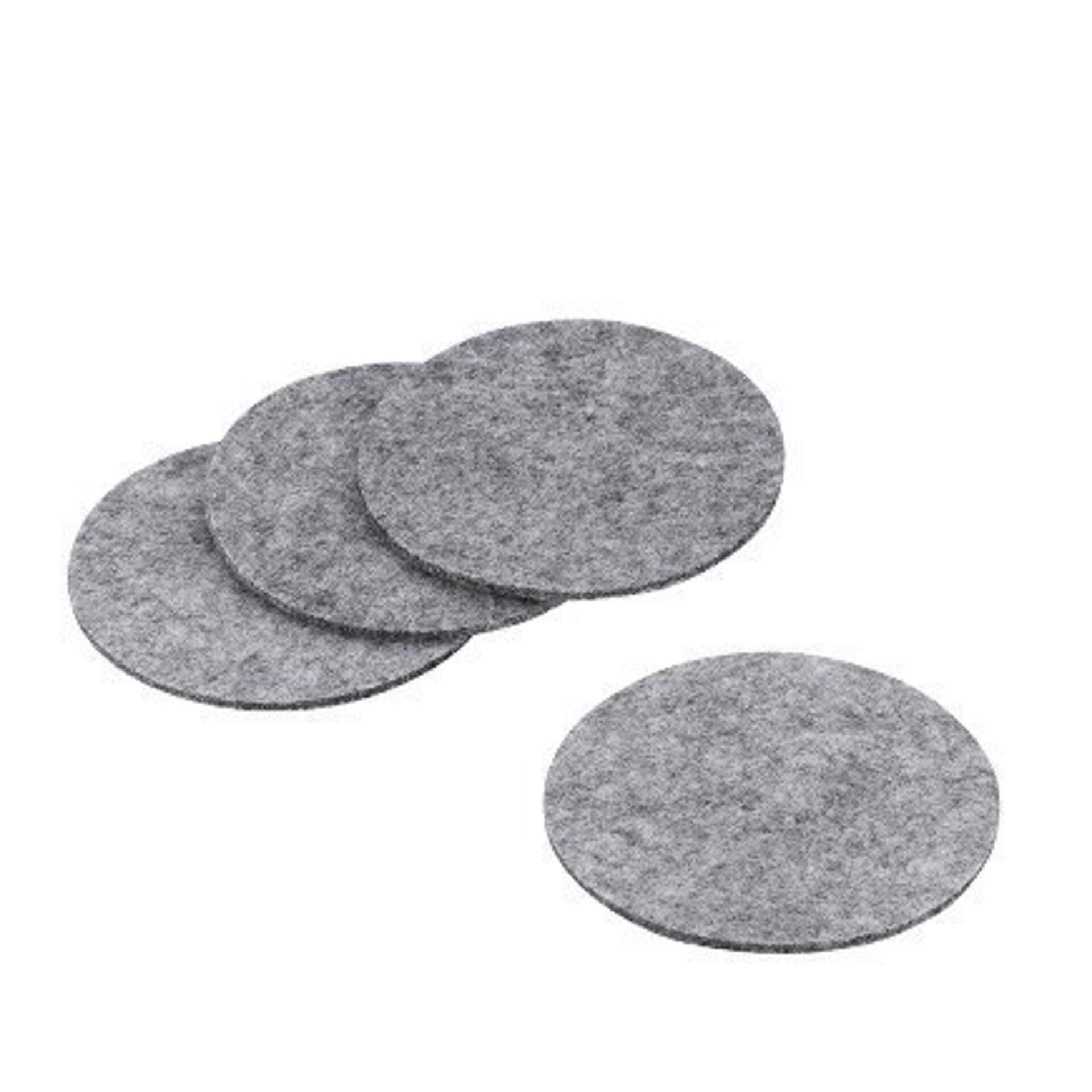 Tischset Alia Kela Textil grau