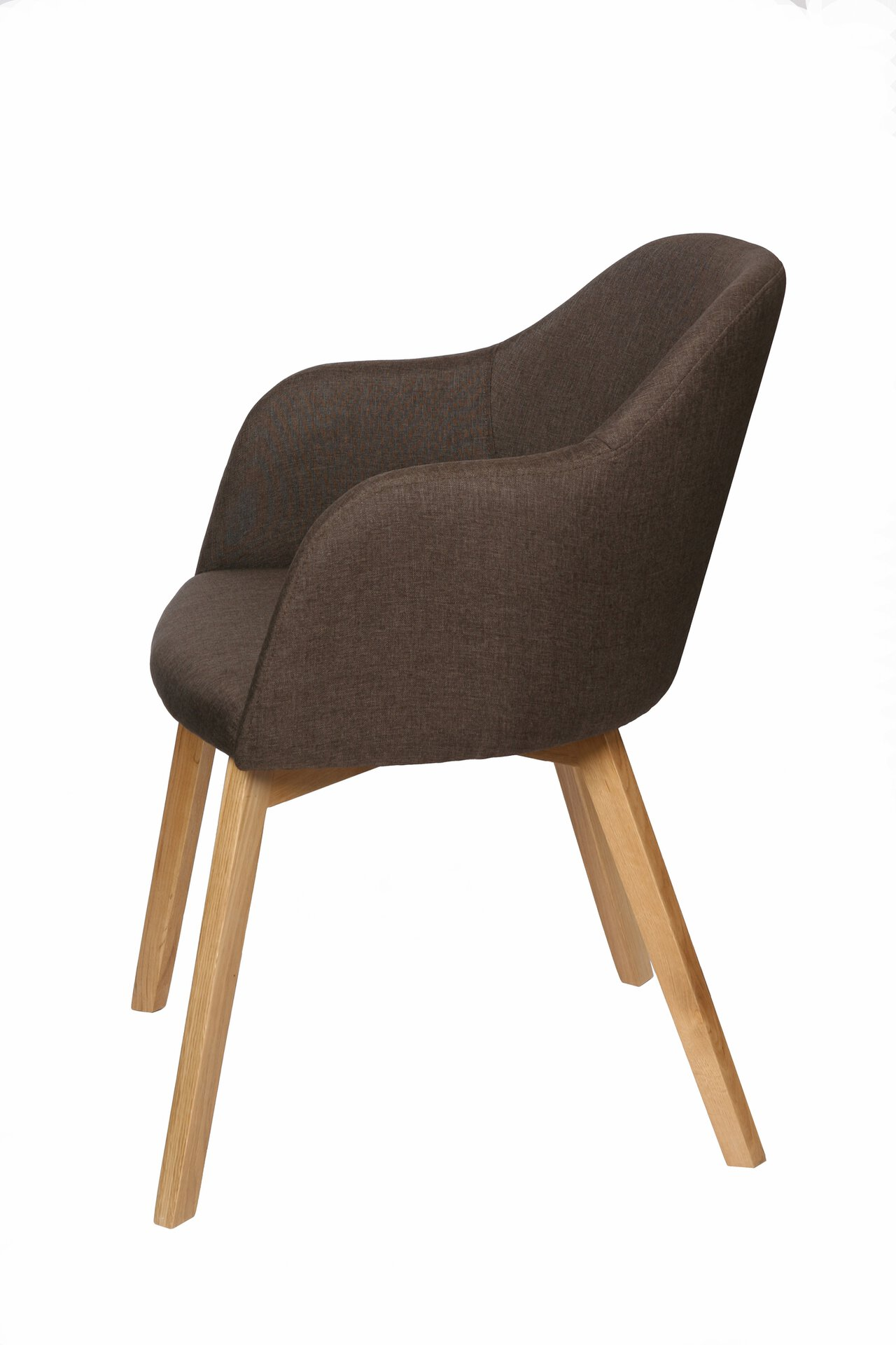 Stuhl NESA Vito Textil mehrfarbig 64 x 83 x 60 cm