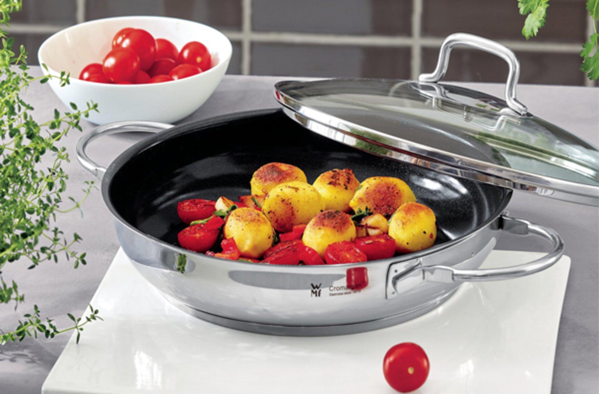 wmf möbel inhofer hausthalt haushaltswaren wok pfanne kochen küche