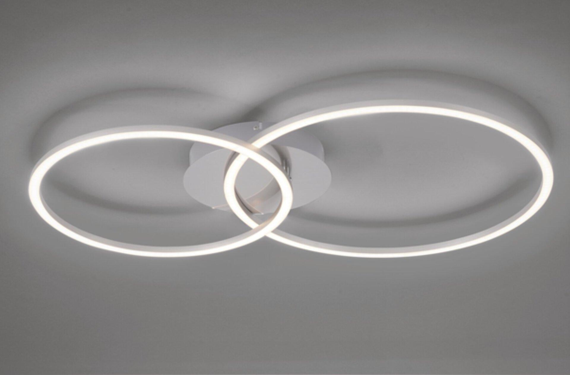 Leuchtendirekt, Möbel Inhofer, Leuchte, Lampe, Deckenleuchte, Wohnen, Licht