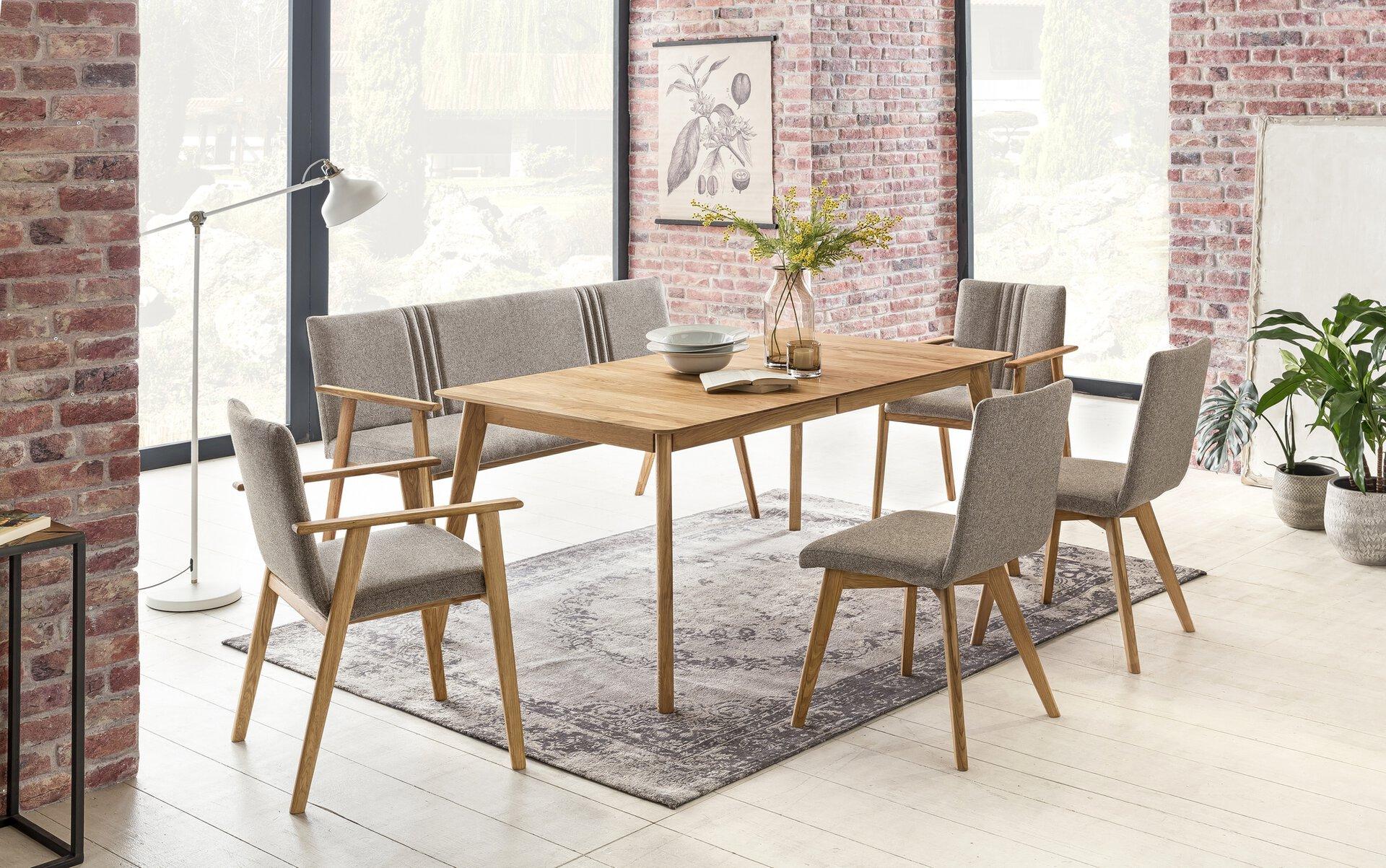 Sitzbank BALDIN Vito Textil 60 x 87 x 170 cm