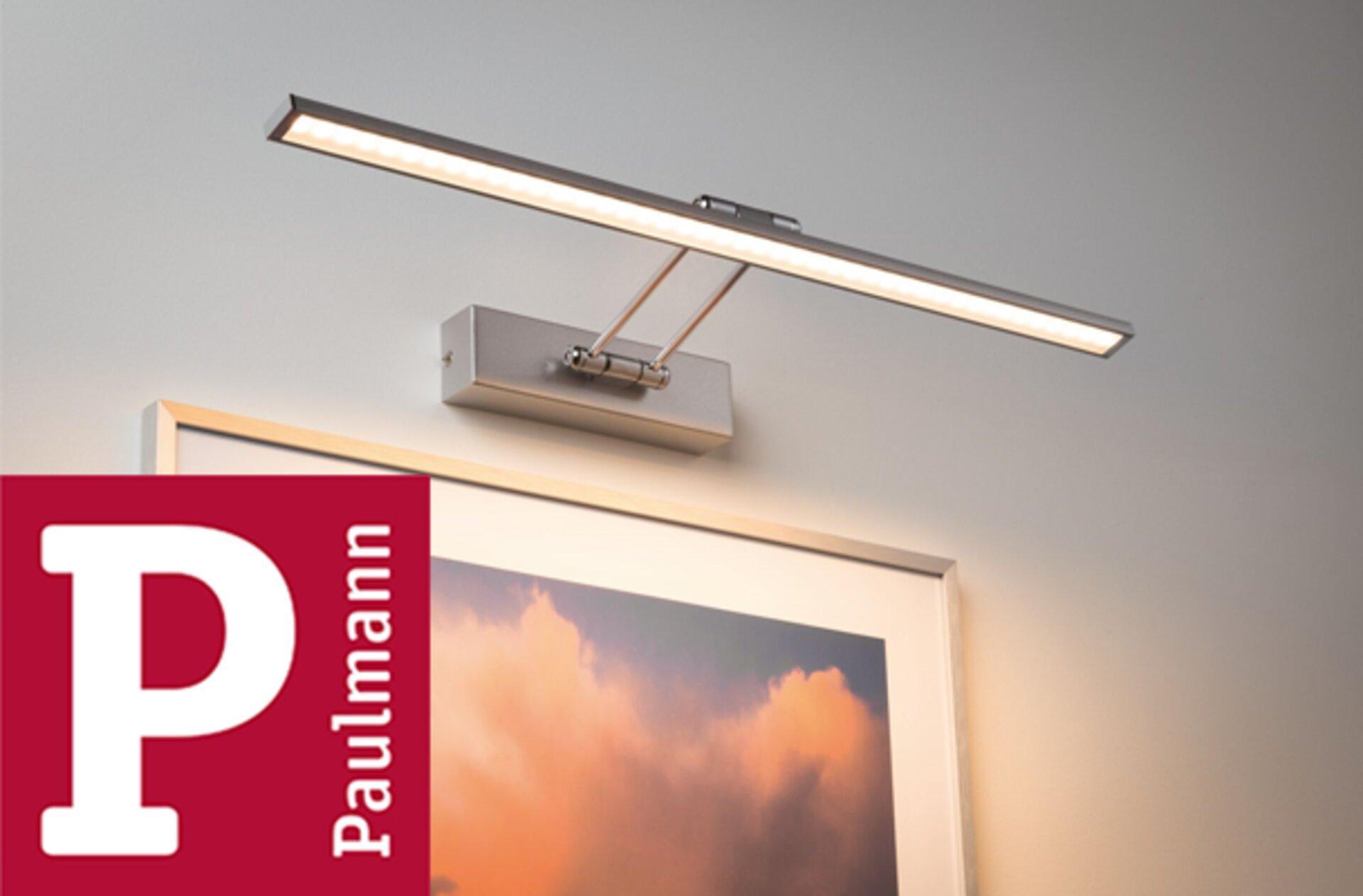Paulmann, Möbel Inhofer, Lampe, Leuchte, Zimmerbeleuchtung, Wohnen, Licht