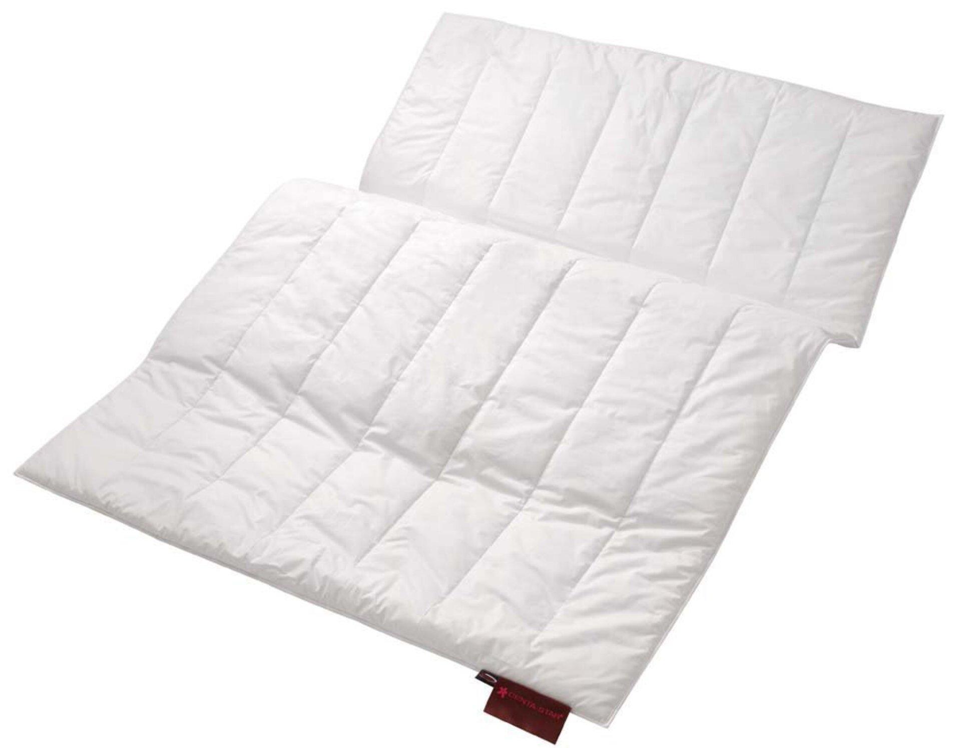 Lightdecke ROYAL Leicht-Bett Centa-Star Textil weiß 135 x 200 cm