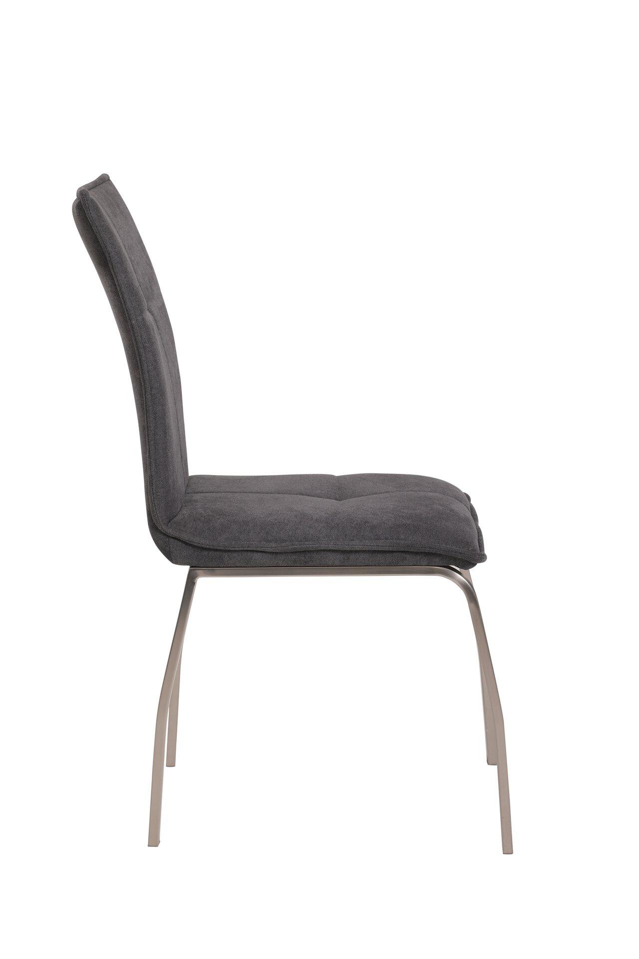 4-Fuß-Stuhl NENA S Dinett Textil 64 x 93 x 45 cm