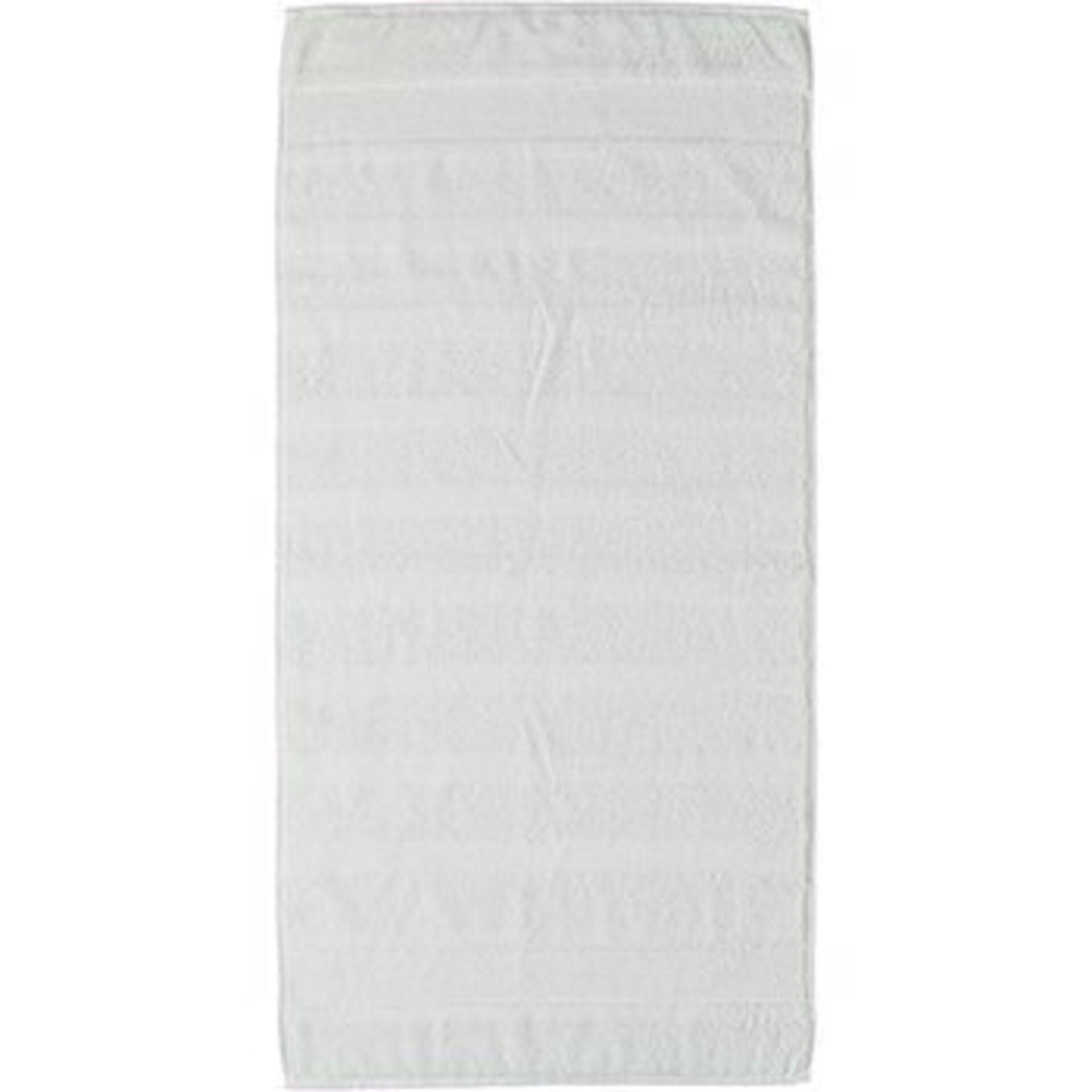 Handtuch Cawö Textil weiß