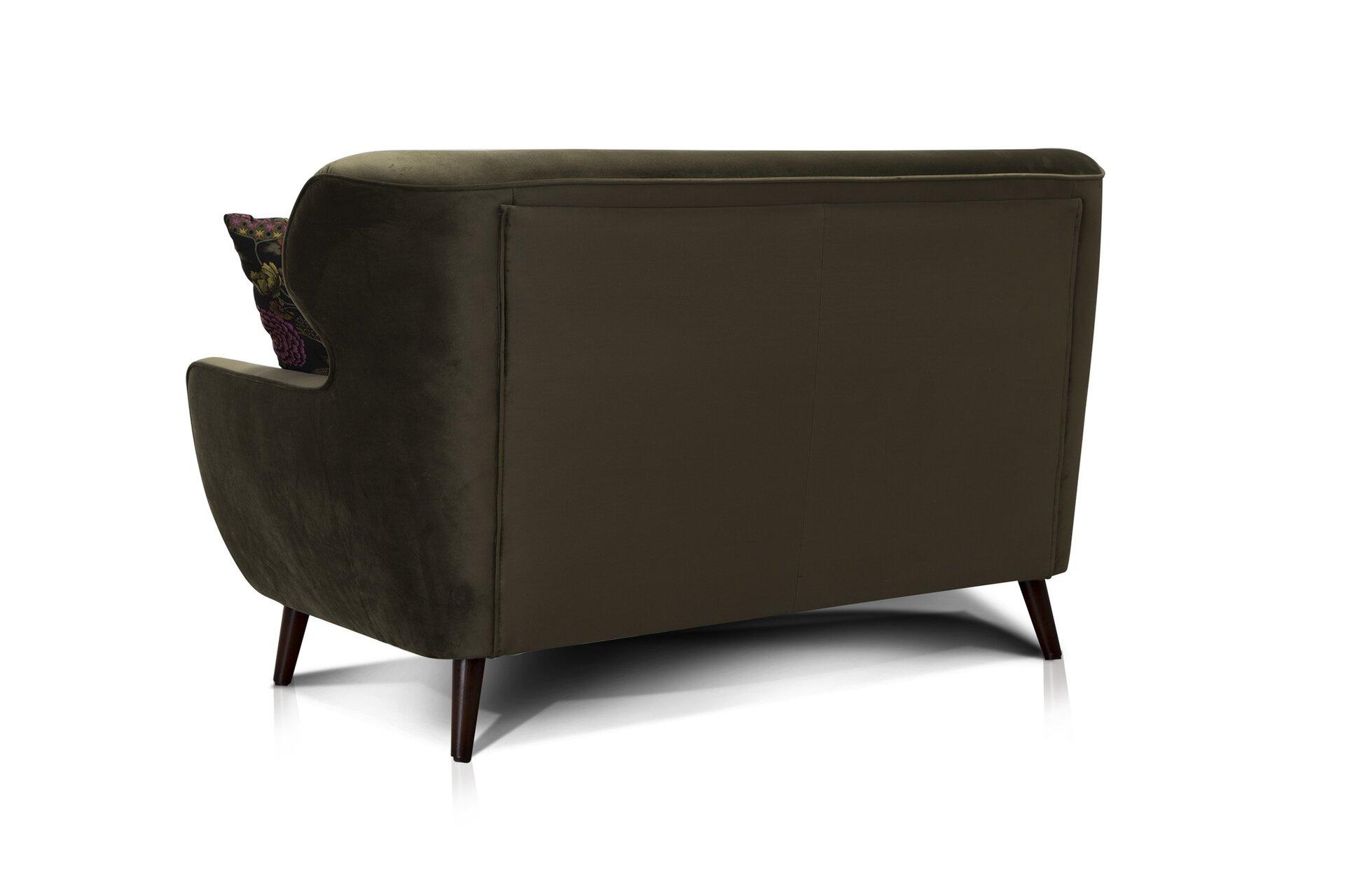 Sofa 2-Sitzer ABERDEEN CELECT Textil 1 x 1 x 2 cm
