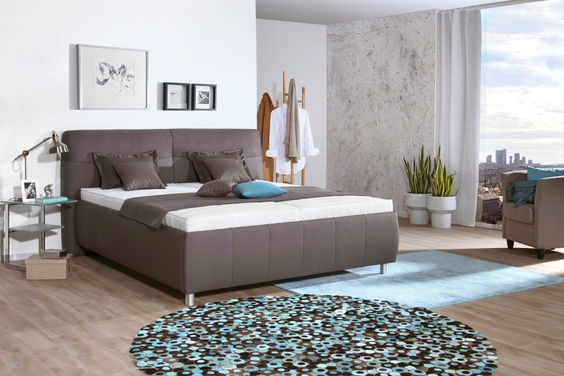 Polsterbett PALLAS Vito Textil 2 x 1 x 2 cm
