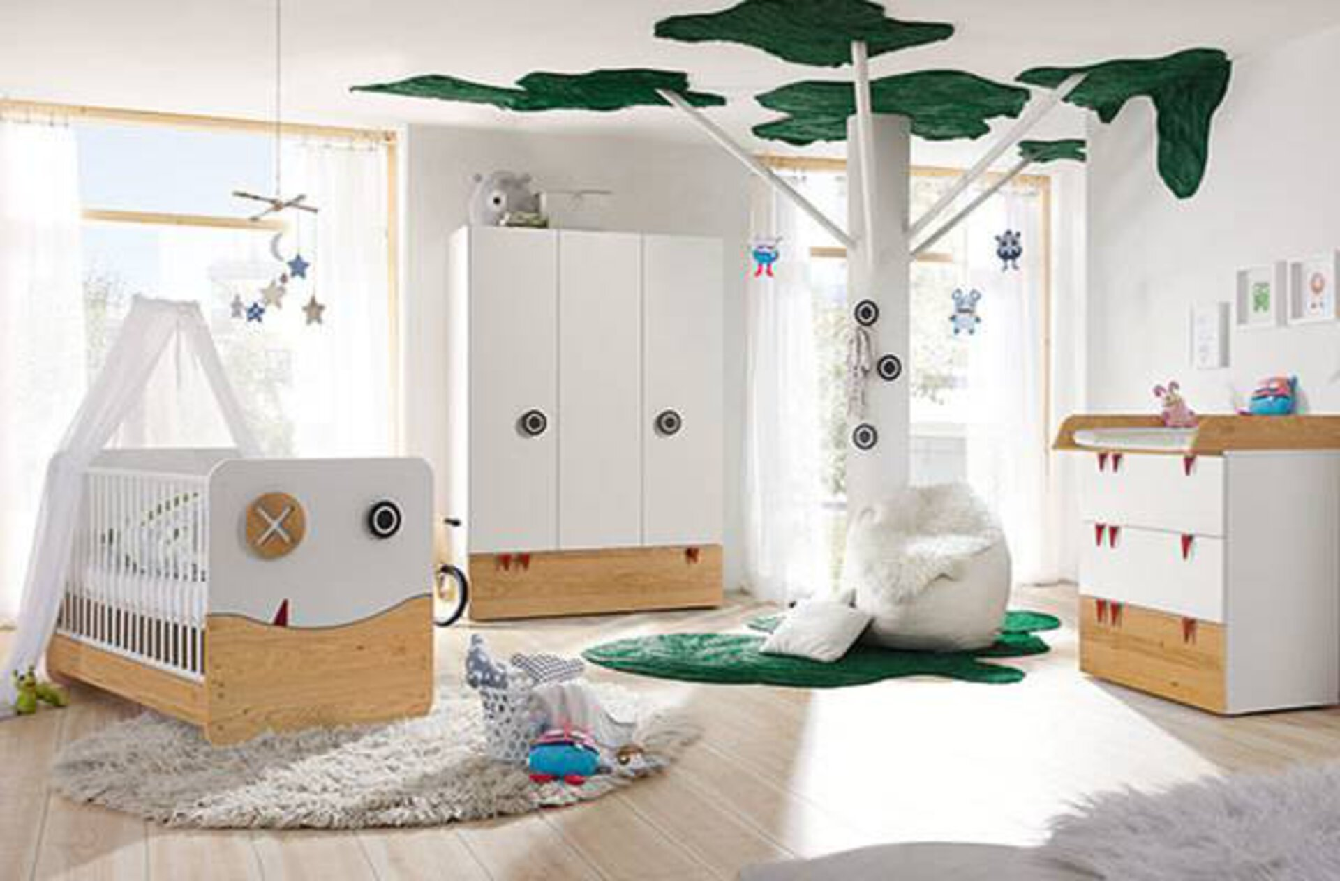 Milieubild zu Babyzimmer im Bereich Schranksysteme