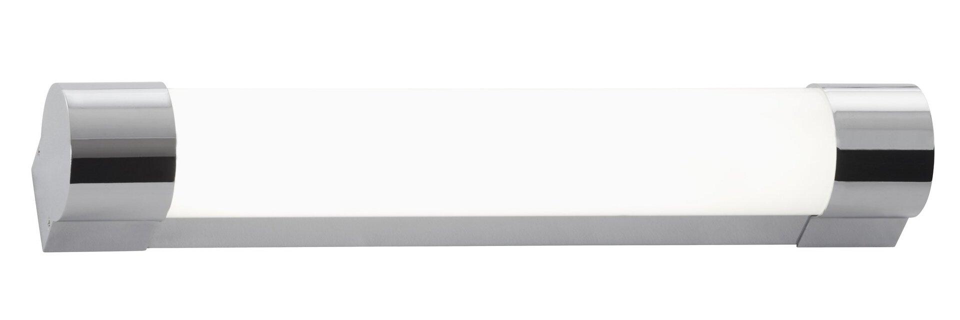 Bad-Wandleuchte Splash Briloner Metall 7 x 5 x 35 cm