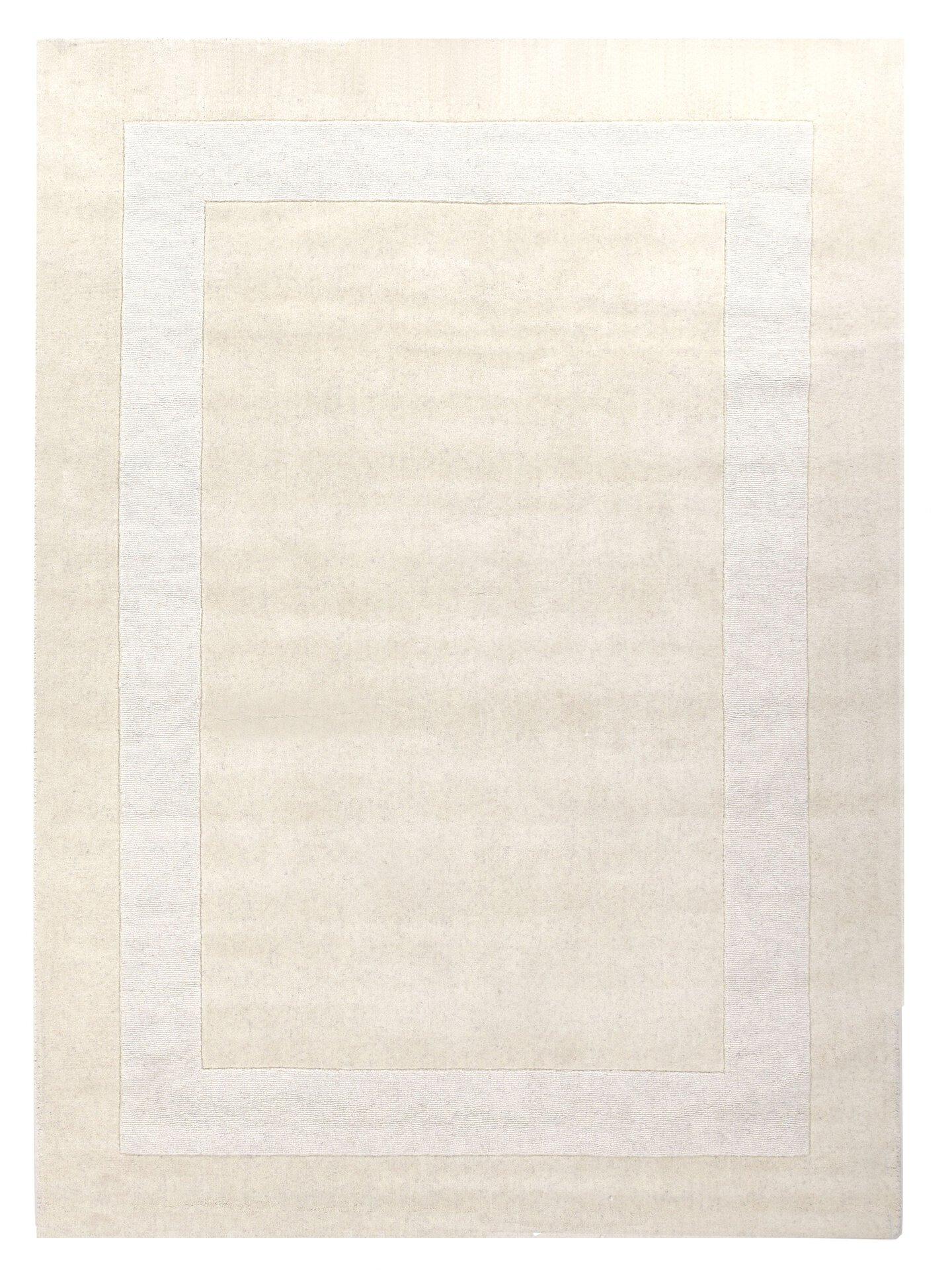 Handtuftteppich Usedom Theko Textil braun 1 cm