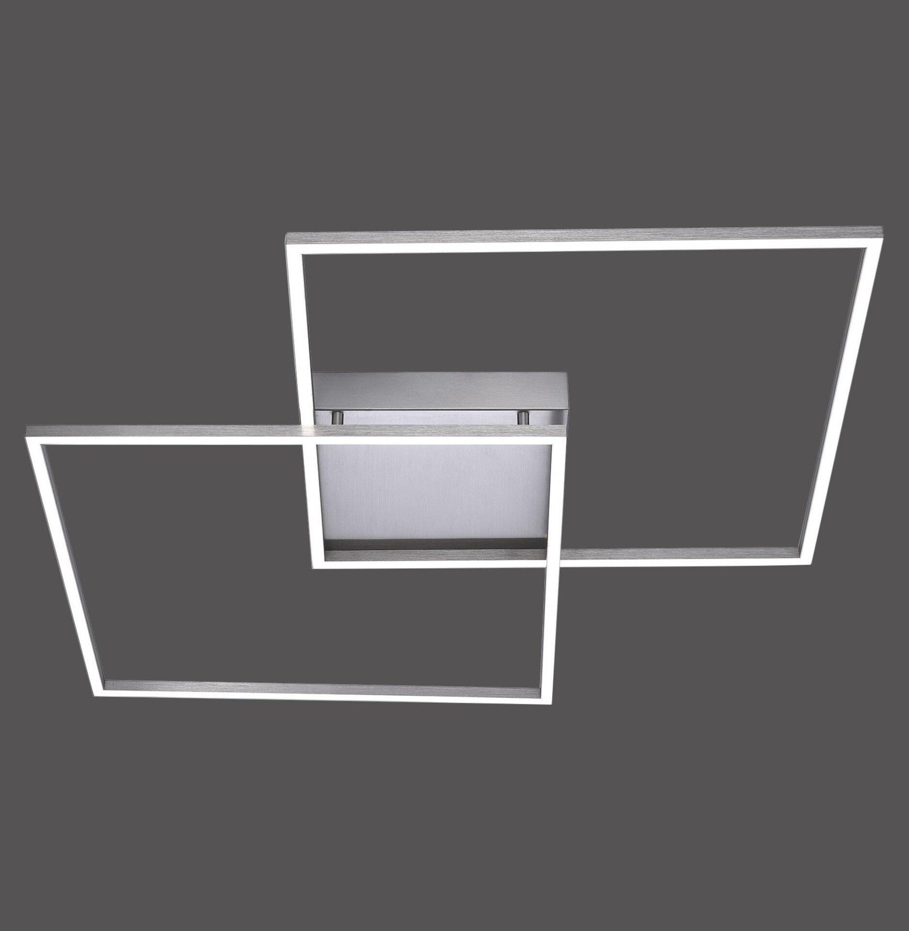 Smart-Home-Leuchten Q-INIGO Paul Neuhaus Metall 68 x 7 x 68 cm