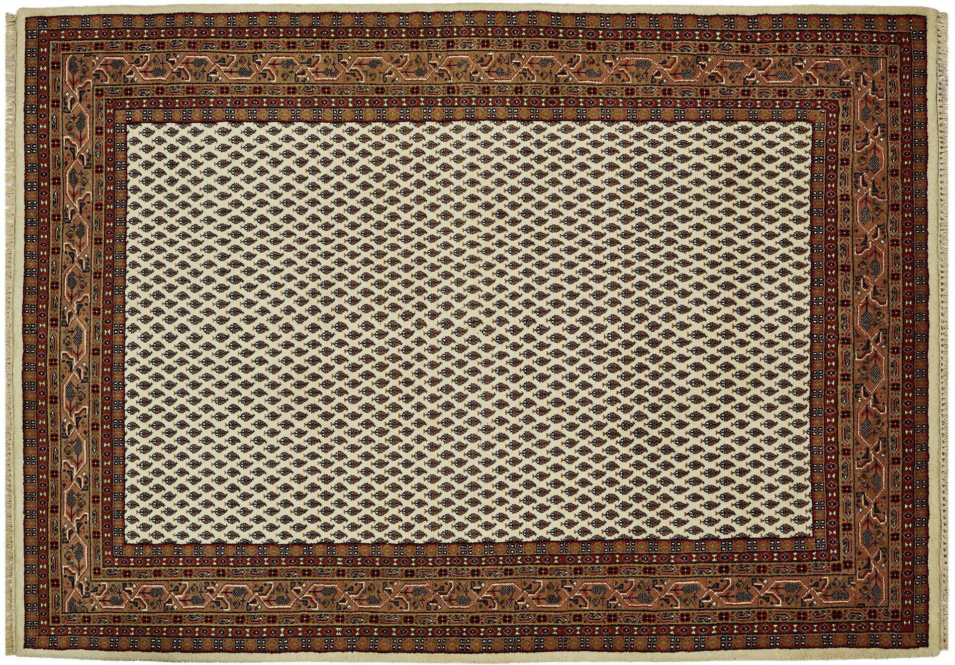 Orientteppich Bikaner Mir Rug Studios Textil beige 1 x 2 cm