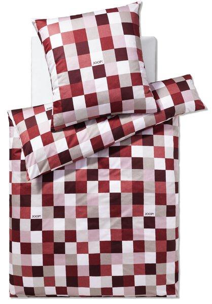 Satin-Bettwäsche Joop!  Textil ruby