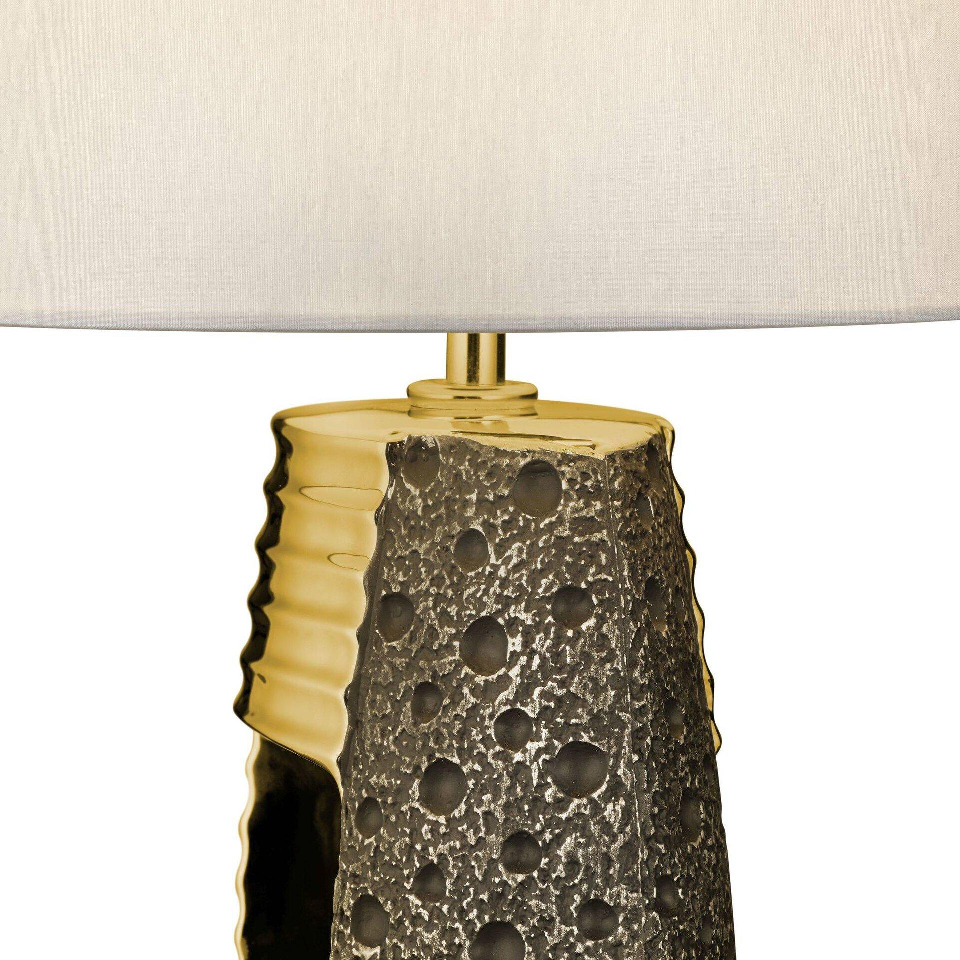 Tischleuchte MIA B-Leuchten Metall 22 x 69 x 22 cm