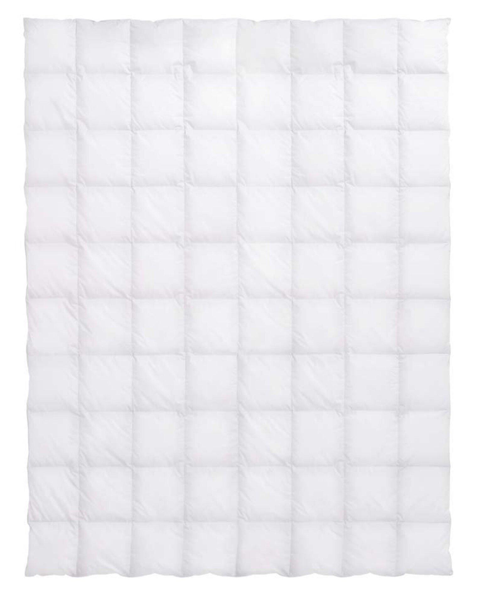 Lightdecke HARMONY extra leicht Centa-Star Textil weiß 155 x 220 cm