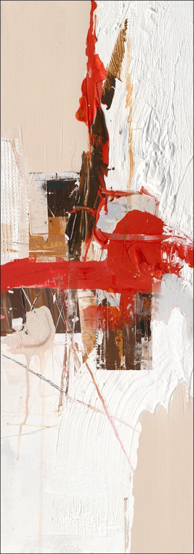 Bild Bright & Dark Colours III Pro-Art Holzwerkstoff mehrfarbig 27 x 77 x 2 cm