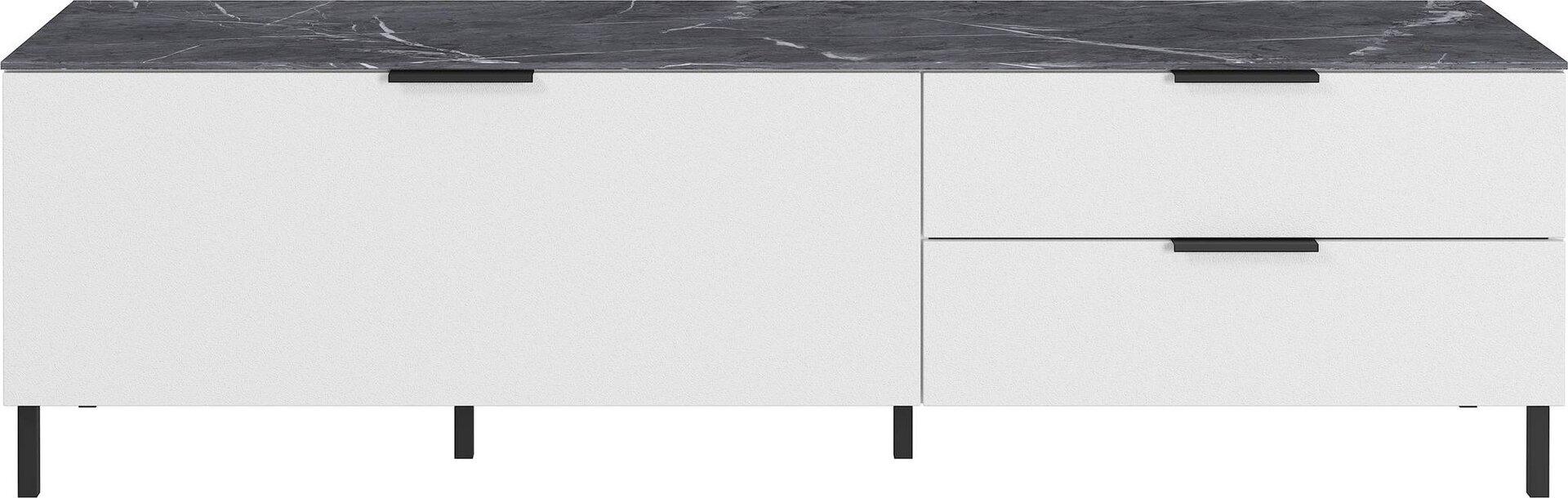 Lowboard GW-CALIFORNIA Germania Holzwerkstoff mehrfarbig 47 x 47 x 164 cm