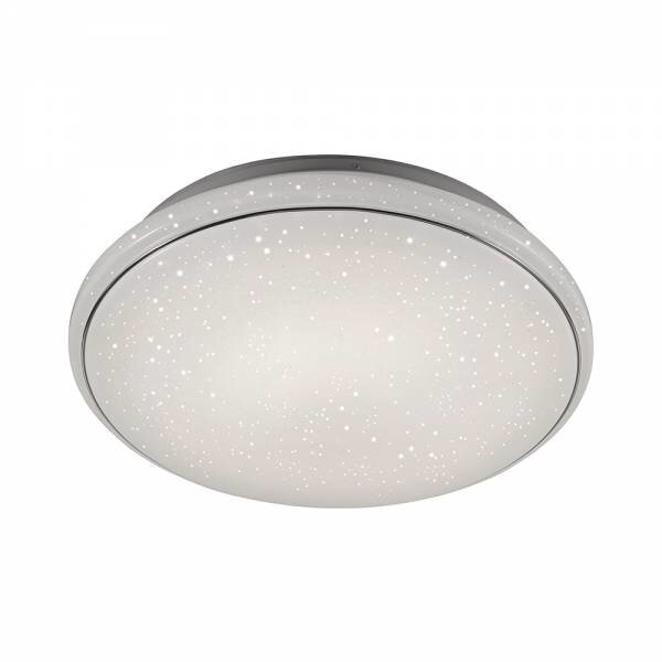 Deckenleuchte Leuchtendirekt Metall weiß ca. 44 cm x 10 cm x 44 cm