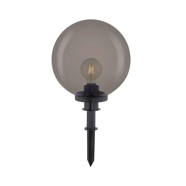 Außenbeleuchtung Leuchtendirekt Metall schwarz ca. 40 cm x 71 cm x 40 cm