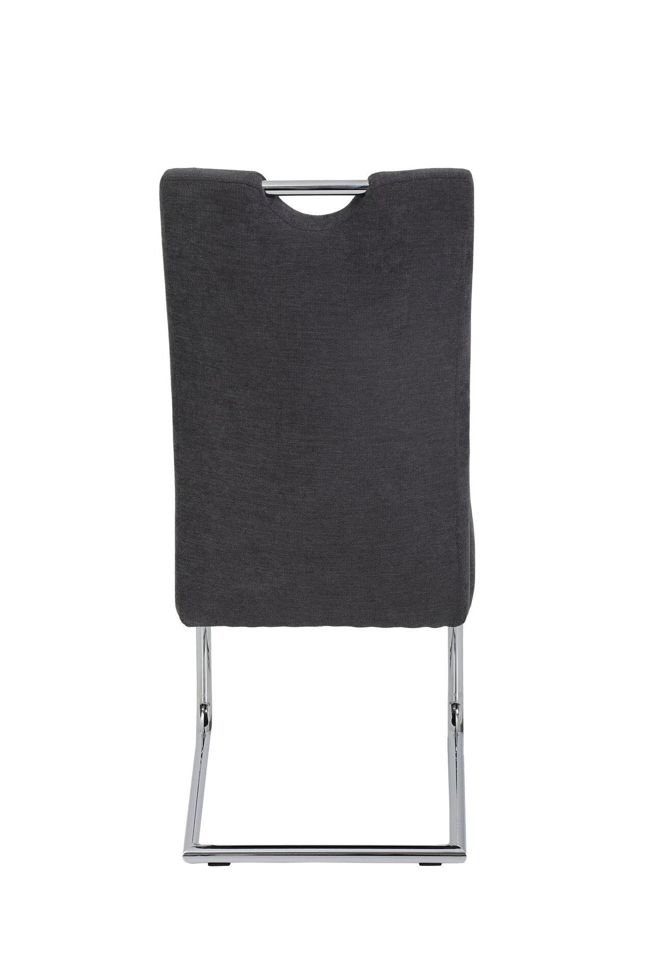 Freischwingerstuhl DENISE I Dinett Textil 59 x 98 x 44 cm