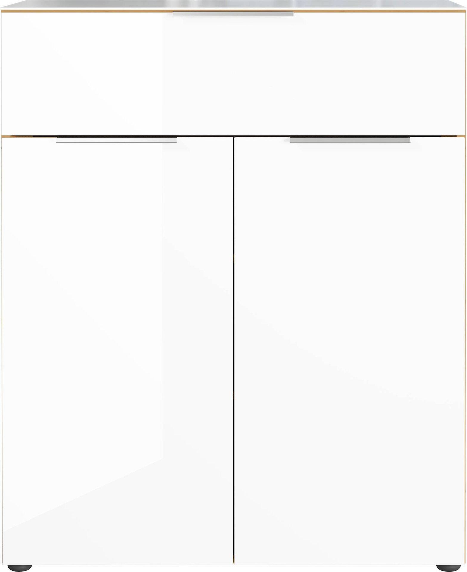 Kommode GW-OAKLAND Germania Holzwerkstoff mehrfarbig 42 x 102 x 83 cm