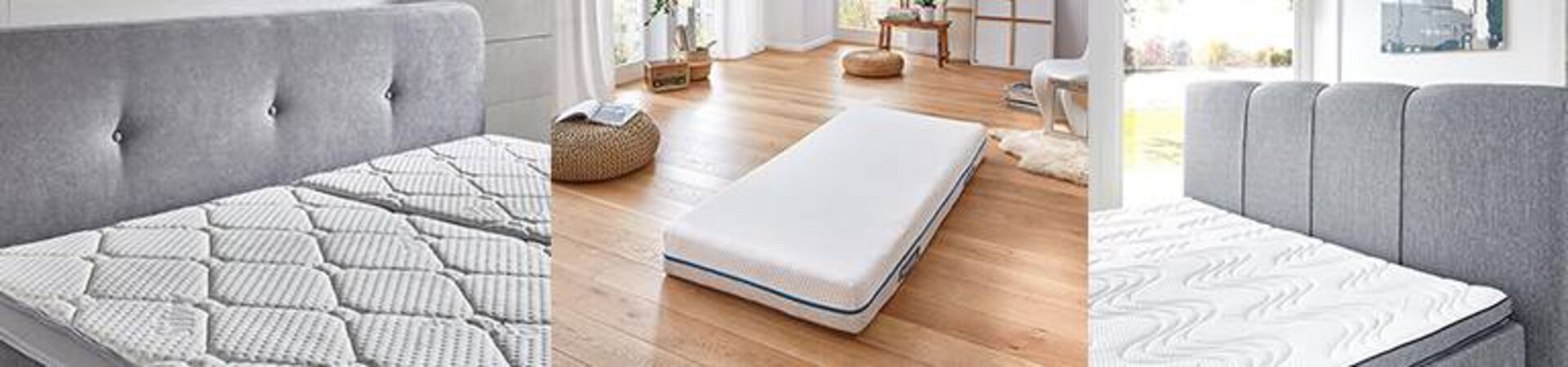 Themenbild zu Pflege von Matratzen
